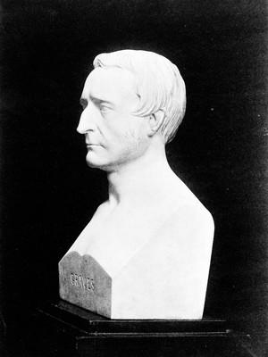 view Bust of Robert James Graves.