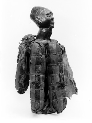 view Effigy figure, Congo.