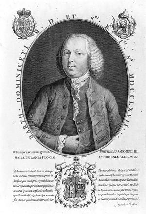 view Portrait of Bartholomew Joseph Alexander Dominiceti
