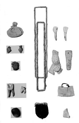 view Eleven Dental charms and amulets in England