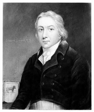view Portrait of Edward Jenner.