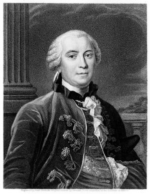 view Portrait of G.L.L. Comte de Buffon