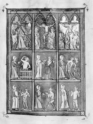 view Practica Rogerii, medieval medicine.