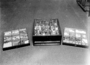 view Lister's experimental medicine chest.
