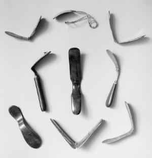 view Surgical Instruments, 19th century.
