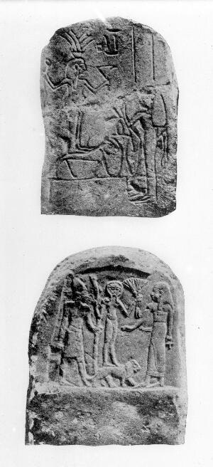 view Illustration of relief showing fertility Goddess