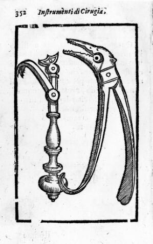view Dental Instruments, 17th Century