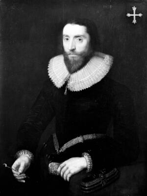 view Portrait of Richard Banister (aged 50). From the Collection of the Royal College of Surgeons