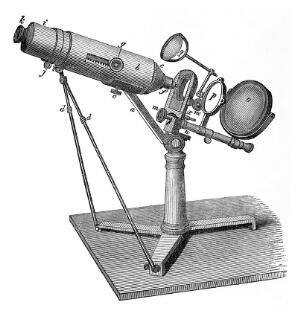 view Lister's microscope.