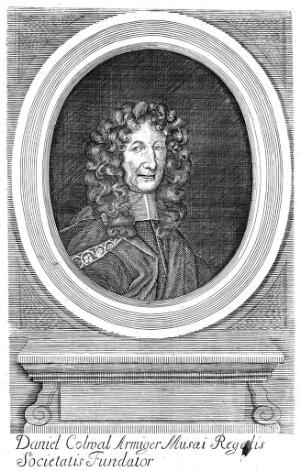 view Portrait of Daniel Colwal