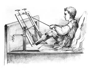 view Apparatus for the treatment of paralysis