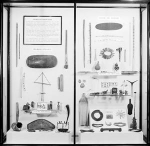 view Wellcome museum, primitive medicine: primitive knowledge