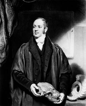 view Portrait of William Buckland
