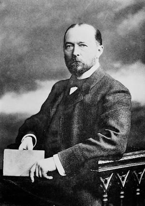 view Emil von Behring (1854-1917)