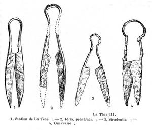 view La Tene III, Iron Age, Dechelette, Manuel d'Archeologie