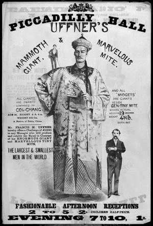 view Show Bill, Uffner's mammoth giant & mite