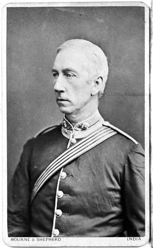 view Portrait of James Cuningham