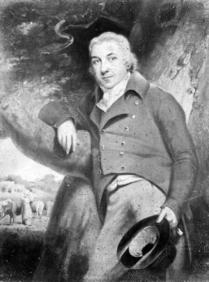 view Portrait of Edward Jenner after J.R. Smith.