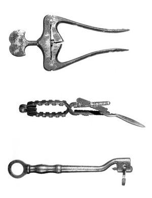 view Dental instuments.