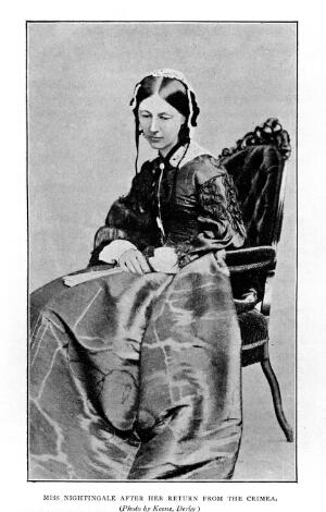 view Portrait of Florence Nightingale.