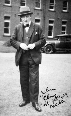 view Portrait of John Clay