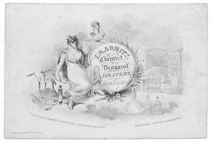 view Trade card: 'T. B. Armitt, druggist,...