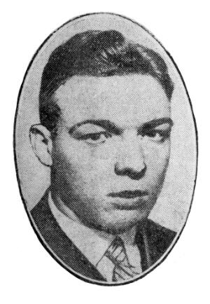 view Portrait of W. T. O Forssmann from an unknown French newspaper.