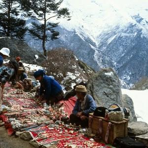 view Nepal; Sherpa traders of the Khumbu, 1986