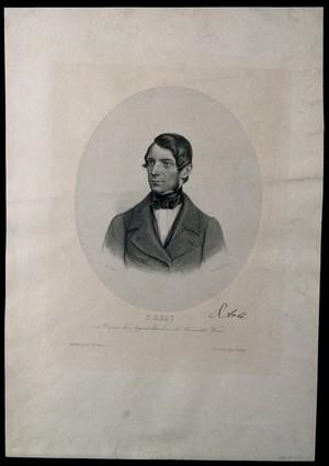 view Ferdinand von Arlt. Lithograph by J. Stouss.