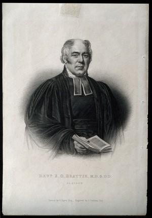 view Alexander Ogilvie Beattie. Stipple engraving by J. Cochran after G. Sayer.