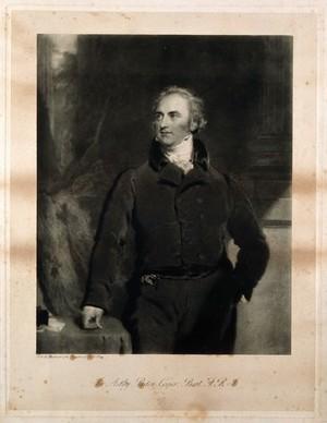 view Sir Astley Paston Cooper. Photogravure.