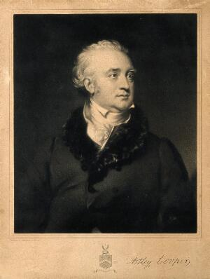 view Sir Astley Paston Cooper. Mezzotint by W. O. Geller, 1841, after M. Claxton.