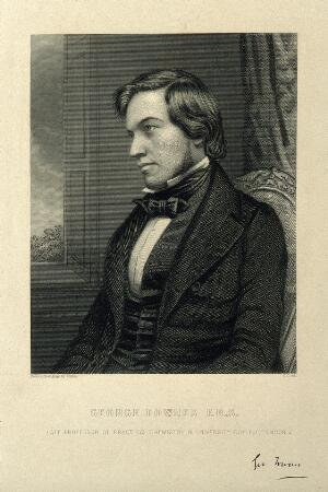 view George Fownes. Engraving by C. Cook after Collins.