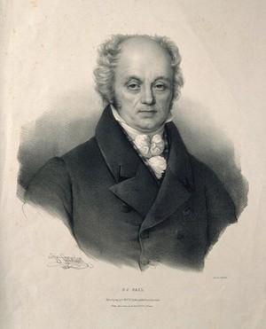 view Franz Joseph Gall (1758 - 1828), German neuroanatomist and physiologist