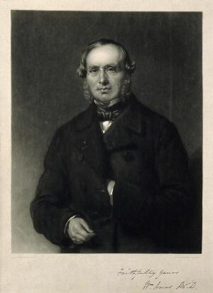 view William Jones. Mezzotint by G. R. Ward after J. P. Knight.