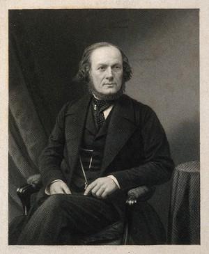 view James Miller. Stipple engraving.