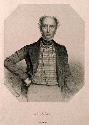 view John Phillips. Lithograph by T. H. Maguire, 1851.