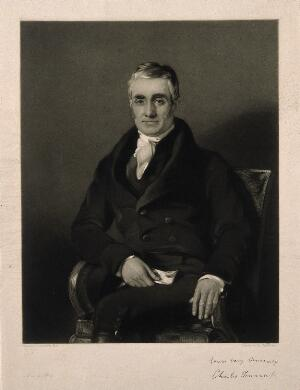 view Charles Tennant. Mezzotint by J. G. Murray after A. Geddes.