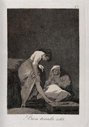 Anal Girl in Goya