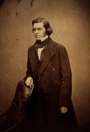 view Sir William Bowman. Photograph by Maull & Polyblank.