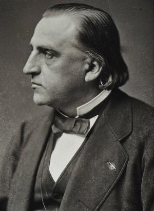 view Jean Martin Charcot. Photograph by Pierre Petit.