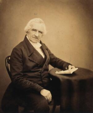 view Henry Goadby. Photograph by Maull & Polyblank.