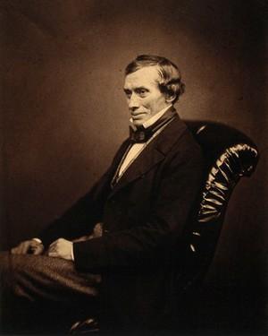 view Thomas Graham. Photograph by Maull & Polyblank.
