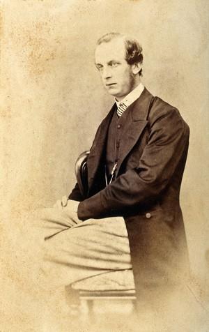 view Christopher Heath. Photograph.