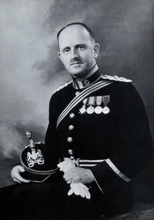 view Major General D.C. Monro. Photograph after a photograph.