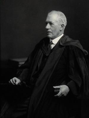 view Sir Robert Muir. Photograph by T. & R. Annan & Sons, 1932.