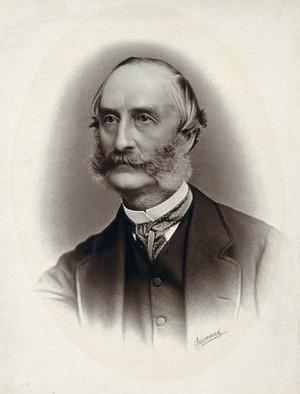 view Edmund Alexander Parkes. Photograph by Barraud.