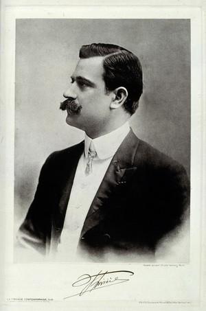 view Joseph Alexandre Rivière. Photomechanical print after Walery