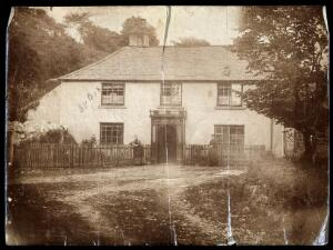 view Henry Morton Stanley's birthplace at St Asaph, Wales. Photograph.
