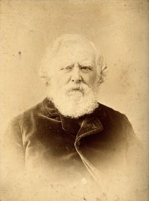 view Sir William James Erasmus Wilson. Photograph by Barraud.